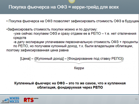 Продолжаем разбор стратегии с фьючерсом на ОФЗ