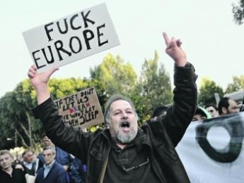 Как дела, партнеры? Кипр. Какой должна быть реакция РФ на кипро-стрижку.