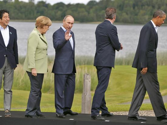 G-8... что это за зверь такой?
