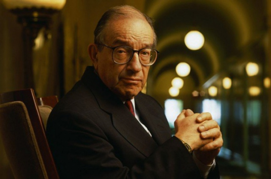 Гринспен: пузыри всегда заканчиваются крахом