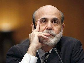 Пресс-конференция главы ФРС Бена Бернанке