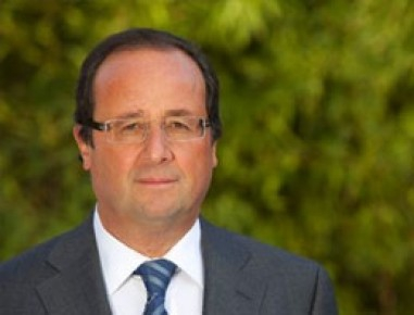 Франсуа Олланд - новый Президент Франции. Биография