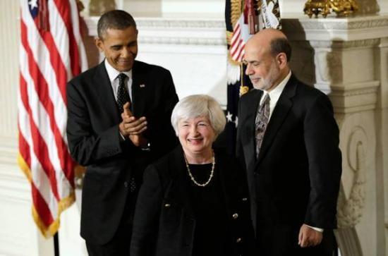 Новый председатель ФРС Джанет Йеллен: биография