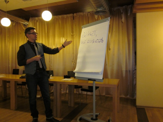 встреча sMart-lab в Сп.Б. (фото)