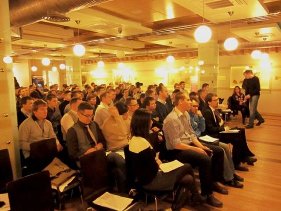 По скромным подсчетам на встречу пришло более 150-180 участников