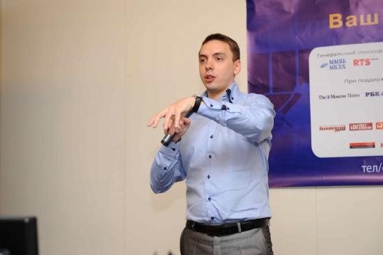 14-я Международная Биржевая Финансовая Выставка  Internet Trading Expo 2012