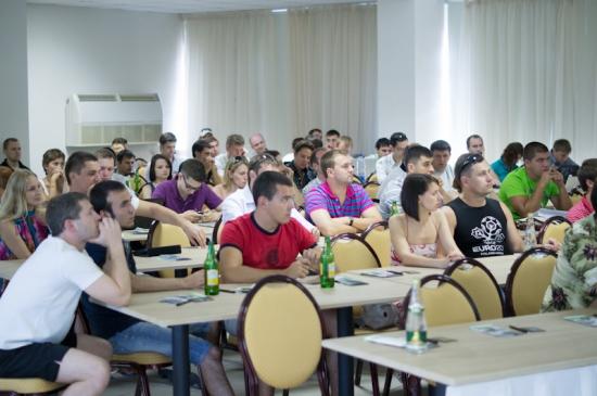 XELIUS GROUP Inc. на слёте трейдеров в Геленджике 2012