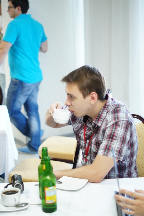 Встречайте ФИЛЬМ XELIUS GROUP Inc. о слёте трейдеров SSH2012