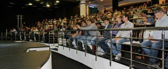 6-ая Опционная конференция в Москве - как это было