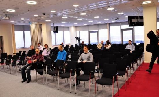 Фотоотчет встречи Smart-Lab 18.03.2013