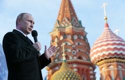 Путин стал персоной года по версии читателей журнала Time
