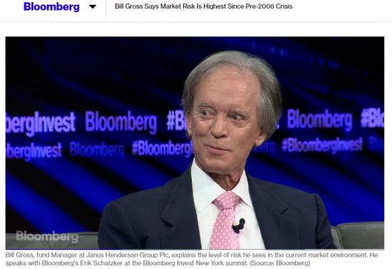 PIMCO. Билл Гросс. Финансовые риски США и почему растет рынок.