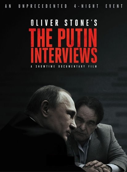 Фильм на выходные. Оливер Стоун «Интервью с Путиным». Все 3 части!