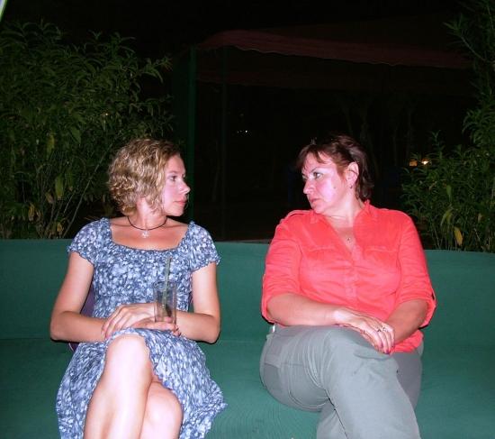 Оксана и Ольга