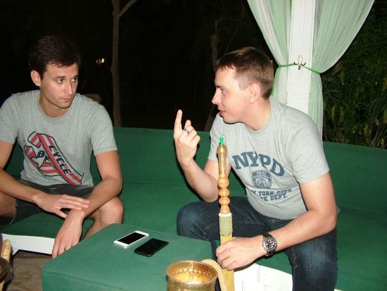 Александр и Дмитрий