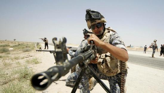 Война в Ираке и миф о неограниченном убытке при продаже опционов
