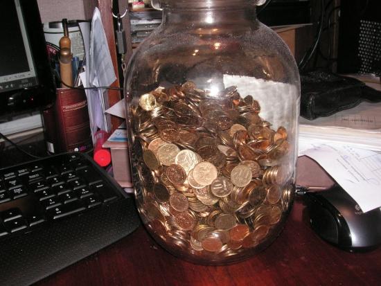 Готовь деньги для трейда в Банке!