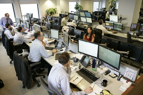 Trading floor Direct Access Partners