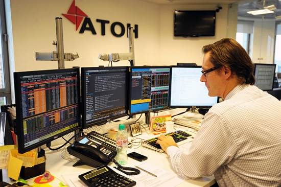 Trading floor Aton
