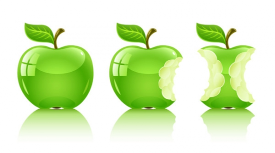 """""""Яблочный огрызок"""" или взгляд на будущее акций основных компаний IT сектора"""