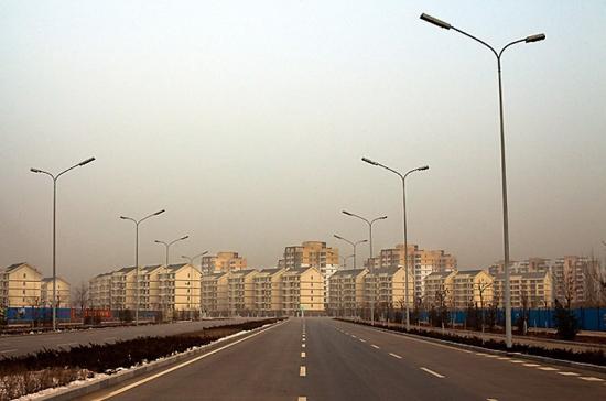 Китайские инвестиции в города-призраки.