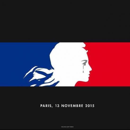 Атака исламистов в Париже-вызов всему цивилизованному миру!