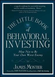Заметки на полях: The Little Book of Behavioral Investing, James Montier