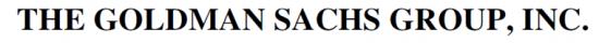Разбирайся в том, что торгуешь...The Goldman Sachs Group ...