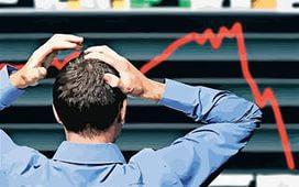 Инвестиции на грани краха