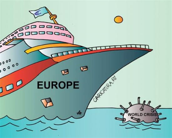Европа... евро\доллар