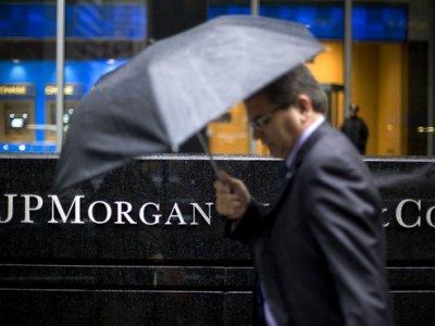 JP Morgan приостановил Buy-back! - новый Lehman Brothers ???