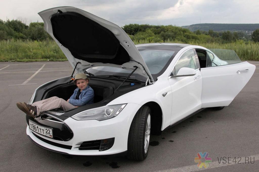 автомобиль тесла s цена в россии