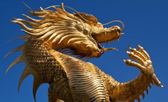 Китайский дракон кашляет