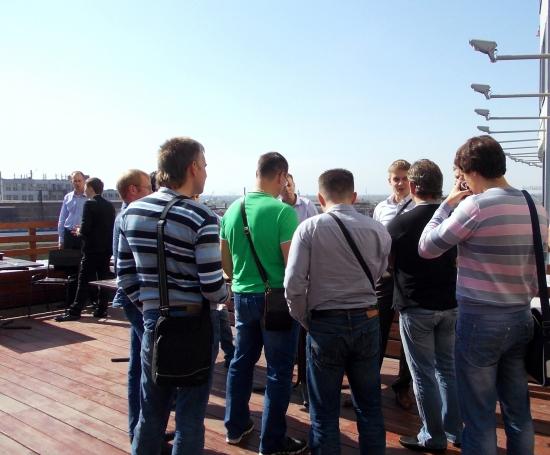 Состоялась первая встреча клуба трейдеров sMart-lab.ru в Новосибирске!