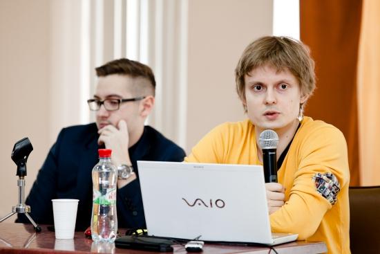 Фото с третьей встречи трейдеров sMart-lab.ru в Санкт-Петербурге