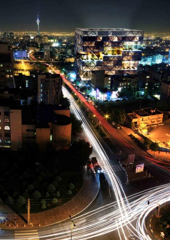 Проекты Тегеранской фондовой биржи