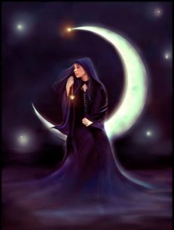 А что говорят звёзды: 22 марта - Новолуние,1 фаза луны. День неопределённости...
