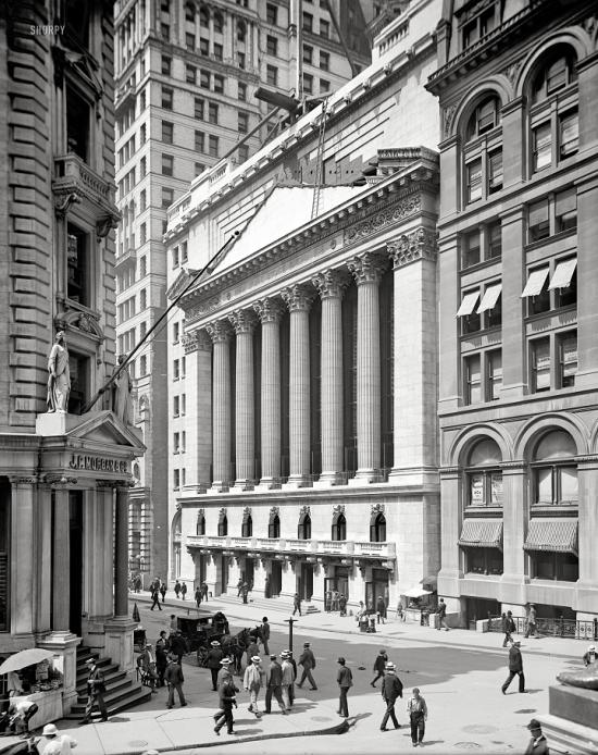 NYSE: 1903, 2011 - фото