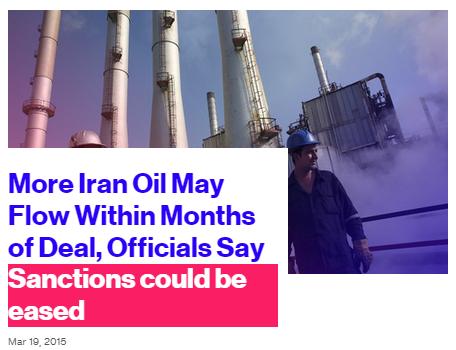 Ядерная программа Ирана и санкции. Нефть.