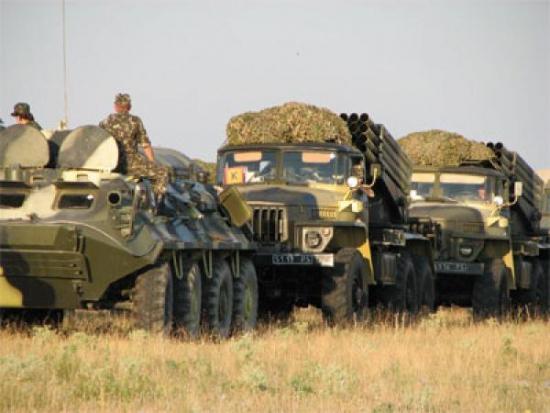 События вокруг Украины могут опять обостриться?