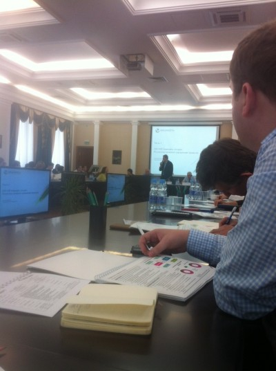 Поездка аналитиков и инвесторов с Башнефтью в Башкирию