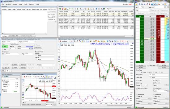 Торговая платформа Essence Trader. Презентация.