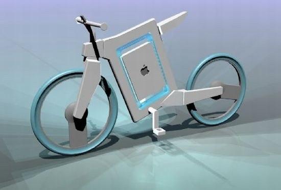 Если бы Apple делали велосипеды