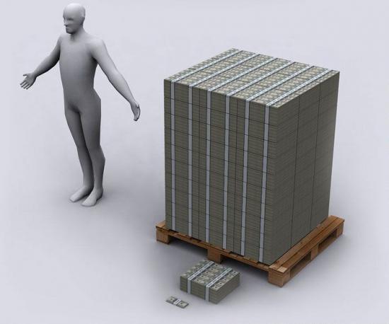 100 миллионов баксов ФРС