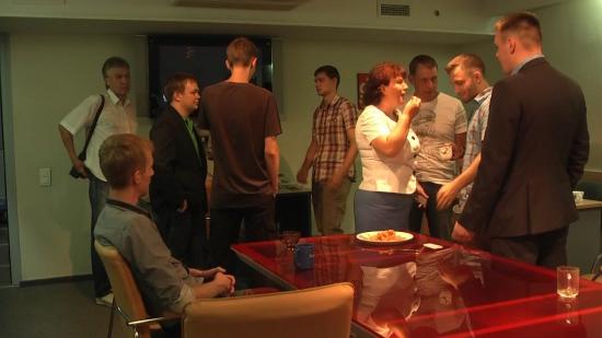 Фотоотчёт с встречи клуба трейдеров Новосибирска 22.07.2015