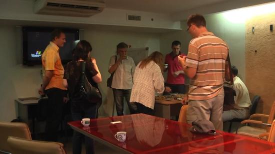 Фотоотчёт с встречи клуба трейдеров Новосибирска 05.08.2015