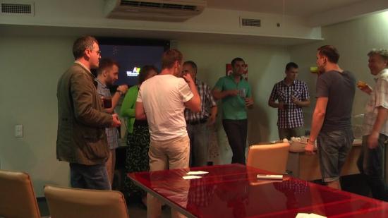 Фотоотчёт с встречи клуба трейдеров Новосибирска 19.08.2015