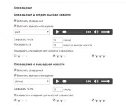 """Расширение для Chrome """"Экономический календарь"""""""