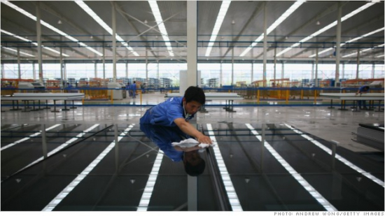 Manufacturing expansion quickens in China