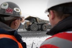 Как добывают золото на месторождении Кумтор в Киргизии.